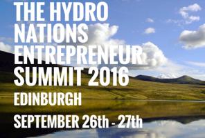 Hydro Nation Scottish-Indian Entrepreneurship Programme 2016-2017